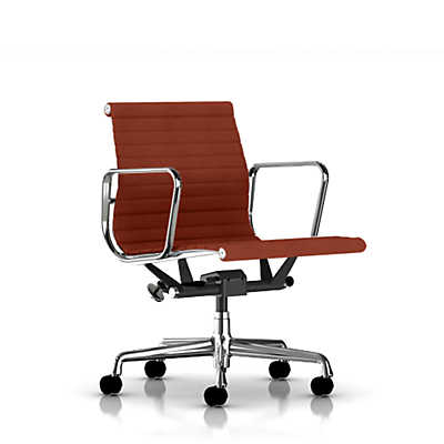 Picture of Eames Aluminum Management Chair by Herman Miller, Fabric